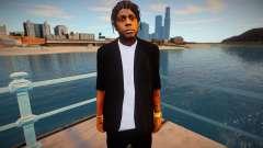 Lil Wayne next version para GTA San Andreas