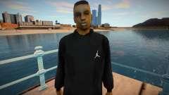 Pedestre Negro Aleatório para GTA San Andreas