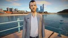 Michael De Santa LQ Model For San Andreas para GTA San Andreas