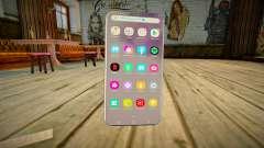 Samsung Galaxy s20 Ultra v1 para GTA San Andreas