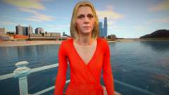 Amelie (from Death Stranding) para GTA San Andreas