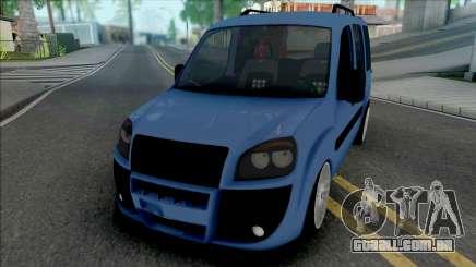Fiat Doblo New para GTA San Andreas