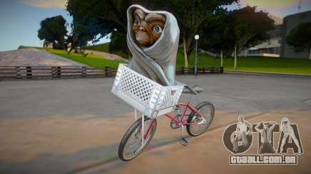 Bike ET from E.T. the Extra-Terrestrial para GTA San Andreas