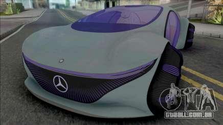 Mercedes-Benz Vision AVTR [HQ] para GTA San Andreas