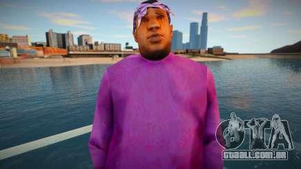 Ballas2 Big Daddy Persh para GTA San Andreas