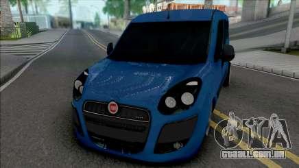 Fiat Doblo 2013 Series para GTA San Andreas
