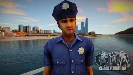 Policial de Las Venturas para GTA San Andreas