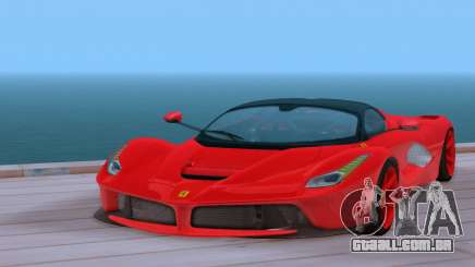 Ferrari LaFerrari 2014 (Turismo) para GTA San Andreas