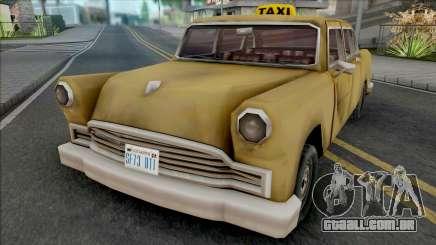 Cabbie Beater para GTA San Andreas