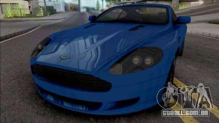 Aston Martin DB9 Coupe para GTA San Andreas