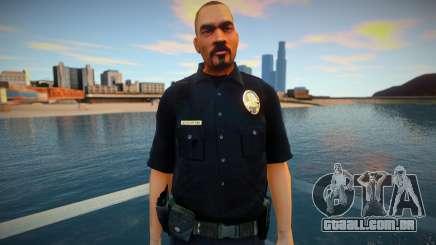 Police officer Los Santos para GTA San Andreas