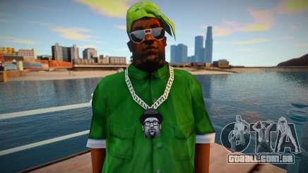 Big Smoke Nigga para GTA San Andreas