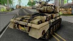 Puma Light Tank (FV101 Scorpion) para GTA San Andreas