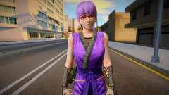 Dead Or Alive 5 - Ayane (Costume 2) 5 para GTA San Andreas