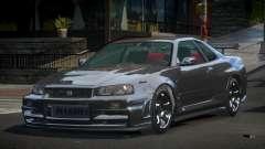 Nissan Skyline R34 G-Tuning