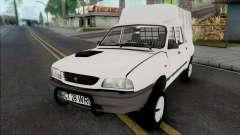 Dacia 1307 Double Cab Van para GTA San Andreas