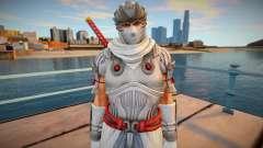 Dead Or Alive 5 - Ryu Hayabusa (Costume 3) para GTA San Andreas