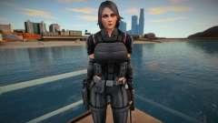 Momiji Sexy Stealth Spy 2 para GTA San Andreas