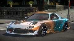 Mazda RX-7 GT-U S5 para GTA 4