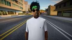 Style Fam2 para GTA San Andreas