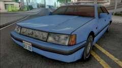 Intruder (Sable 1989) para GTA San Andreas