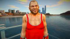 Dead Or Alive 5 - Mr. Strong (Costume 3) 1 para GTA San Andreas