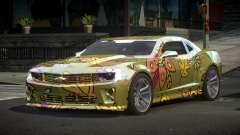 Chevrolet Camaro SP-G PJ3 para GTA 4