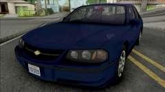Chevrolet Impala 2000 LAPD Detective para GTA San Andreas