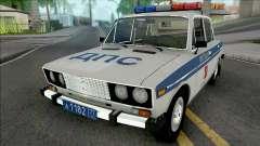 VAZ-2106 DPS para GTA San Andreas