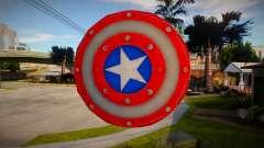 Captain America shild para GTA San Andreas