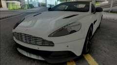 Aston Martin Vanquish 2013 para GTA San Andreas