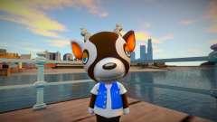 Zell - Animal Crossing para GTA San Andreas
