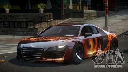 Audi R8 SP-U S3 para GTA 4