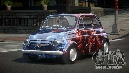Fiat Abarth PS-U S5 para GTA 4