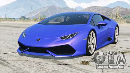 Lamborghini Huracan LP 610-4 (LB724) 2015〡add-on v1.0.222 para GTA 5