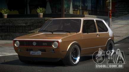 Volkswagen Golf GS-I para GTA 4