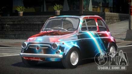 Fiat Abarth PS-U S8 para GTA 4