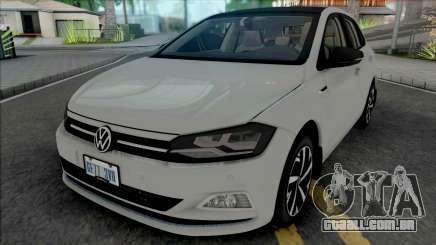 Volkswagen Polo Plus 2021 para GTA San Andreas
