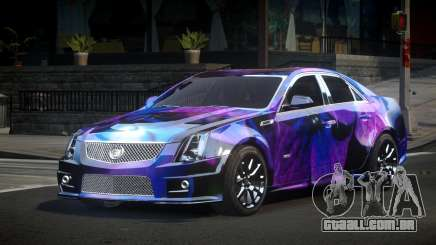 Cadillac CTS-V Qz S6 para GTA 4
