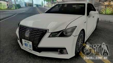 Toyota Crown Royal Saloon 2013 para GTA San Andreas