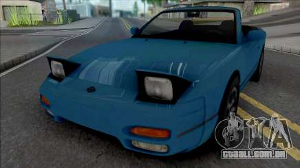 Nissan 240SX Cabrio v2 para GTA San Andreas