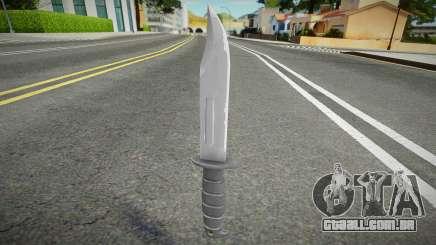 Remastered knifecur para GTA San Andreas