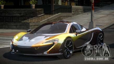 McLaren P1 GS-I L7 para GTA 4