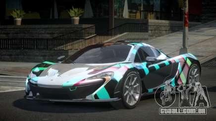 McLaren P1 GS-I L2 para GTA 4
