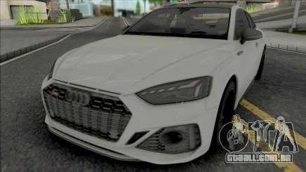 Audi RS5 Coupe 2020 para GTA San Andreas