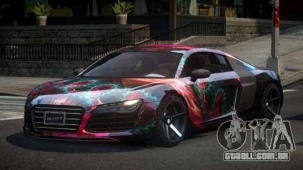 Audi R8 SP-U S8 para GTA 4