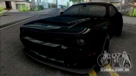 Dodge Challenger SRT Demon (Fast & Furious 8) para GTA San Andreas
