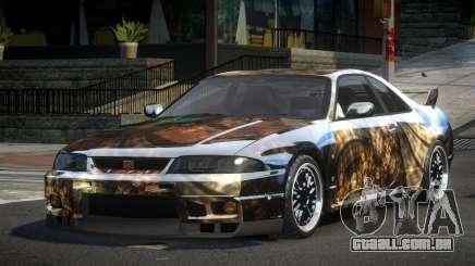 Nissan Skyline R33 PS-I S2 para GTA 4