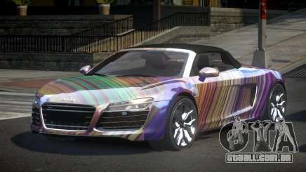 Audi R8 Qz PJ2 para GTA 4