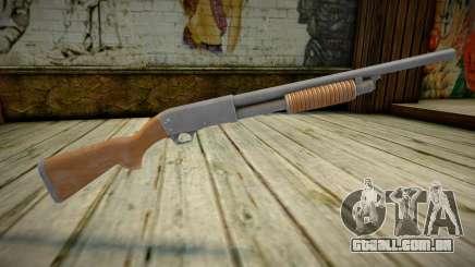 Quality Chromegun para GTA San Andreas